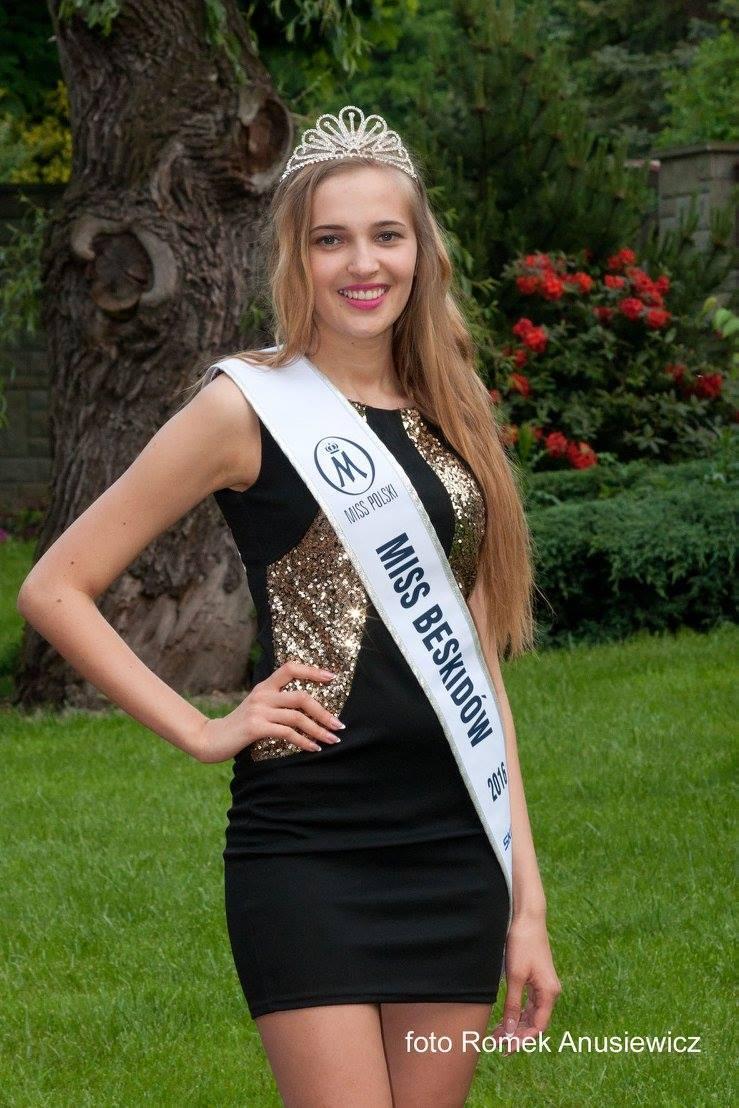 Alicja Tabaka w finale Miss Polski