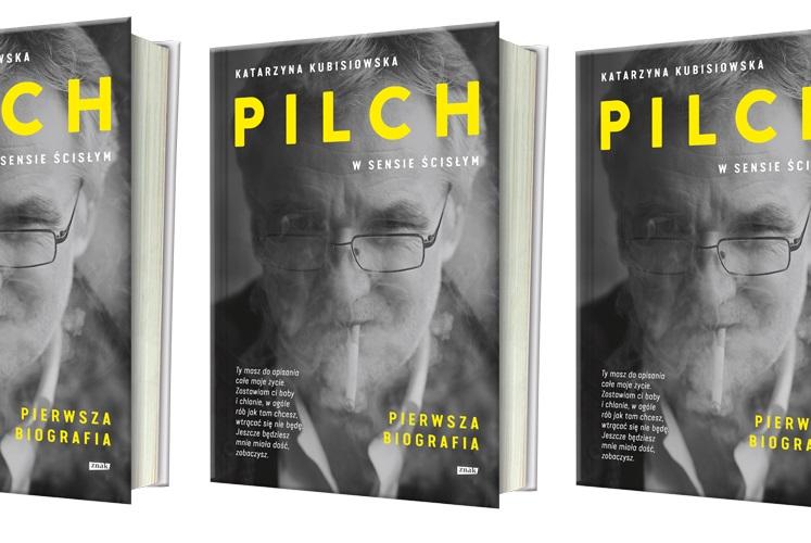 Cała prawda o Jerzym Pilchu
