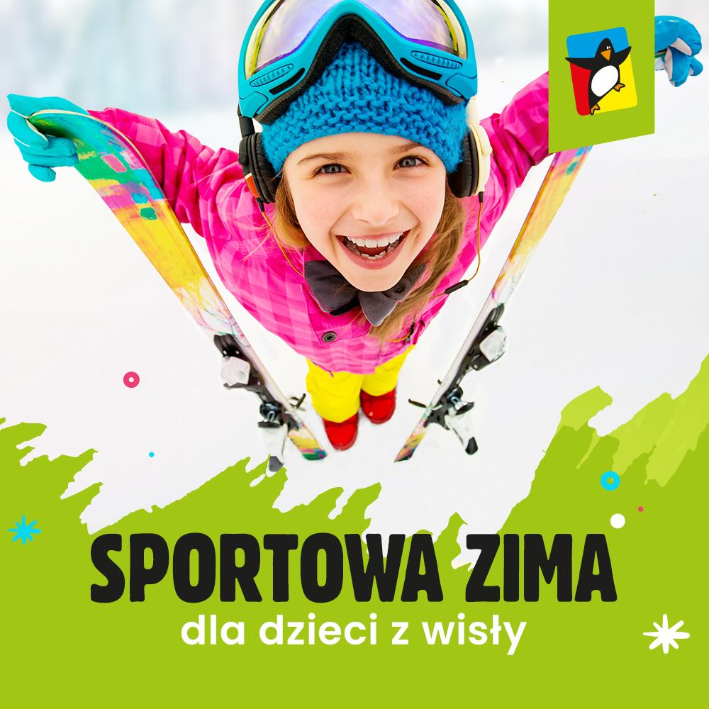 Sportowa zima dla dzieci z Wisły
