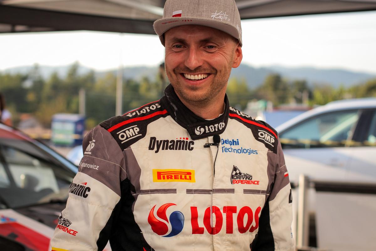 Polak wygrał wszystkie odcinki w WRC2!