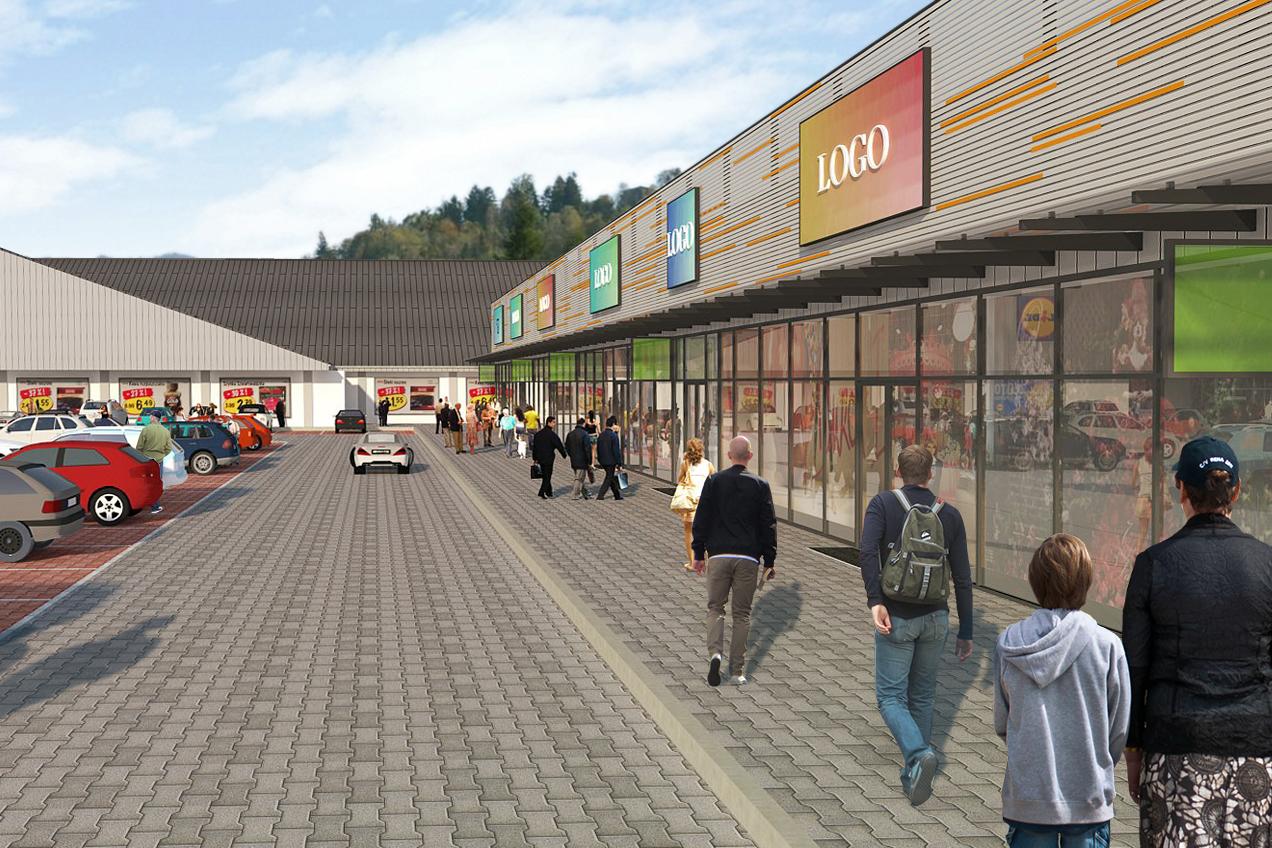 Ruszyła budowa, Auchan czy Kaufland ?