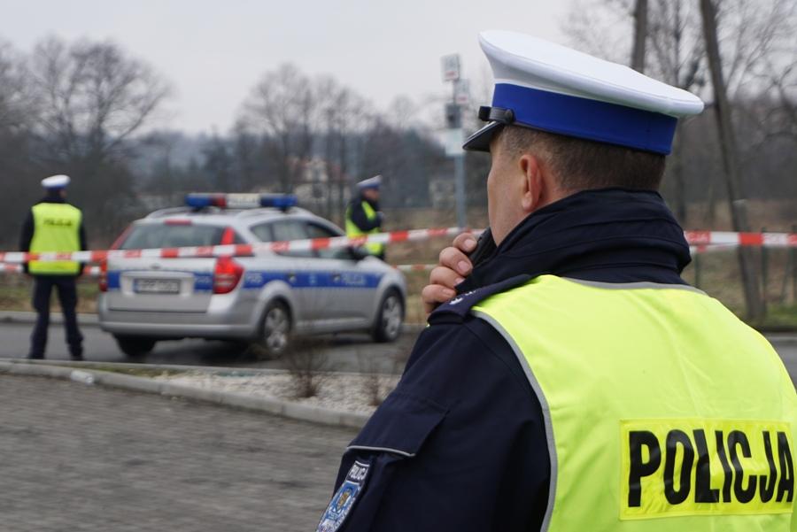 Policyjny pościg ulicami