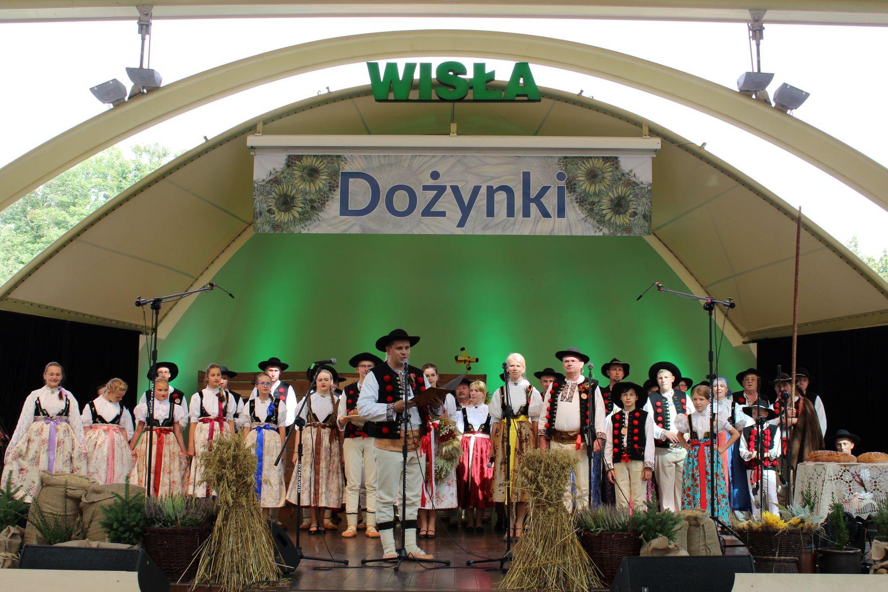 Już w ten weekend w Wiśle odbędą się dożynki!