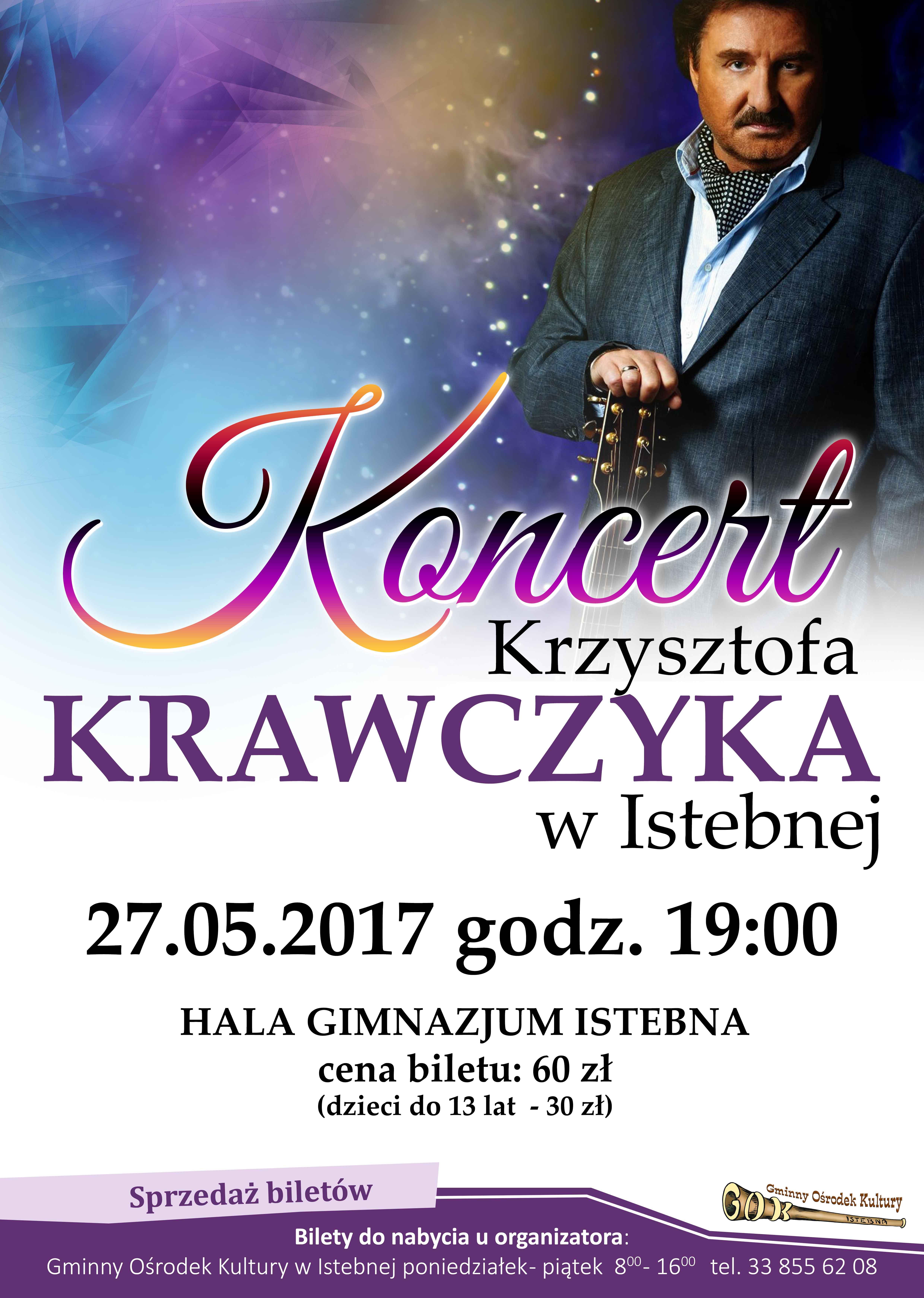 Krzysztof Krawczyk koncertuje w Beskidach