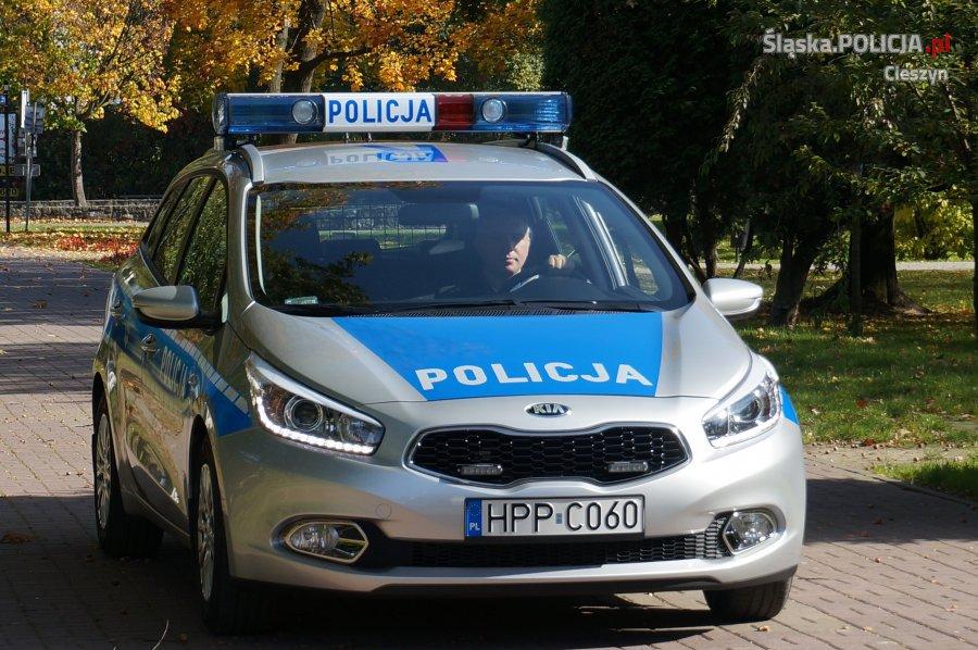 Policjanci zatrzymali złodzieja