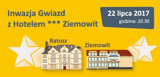 Inwazja Gwiazd z Hotelem***Ziemowit