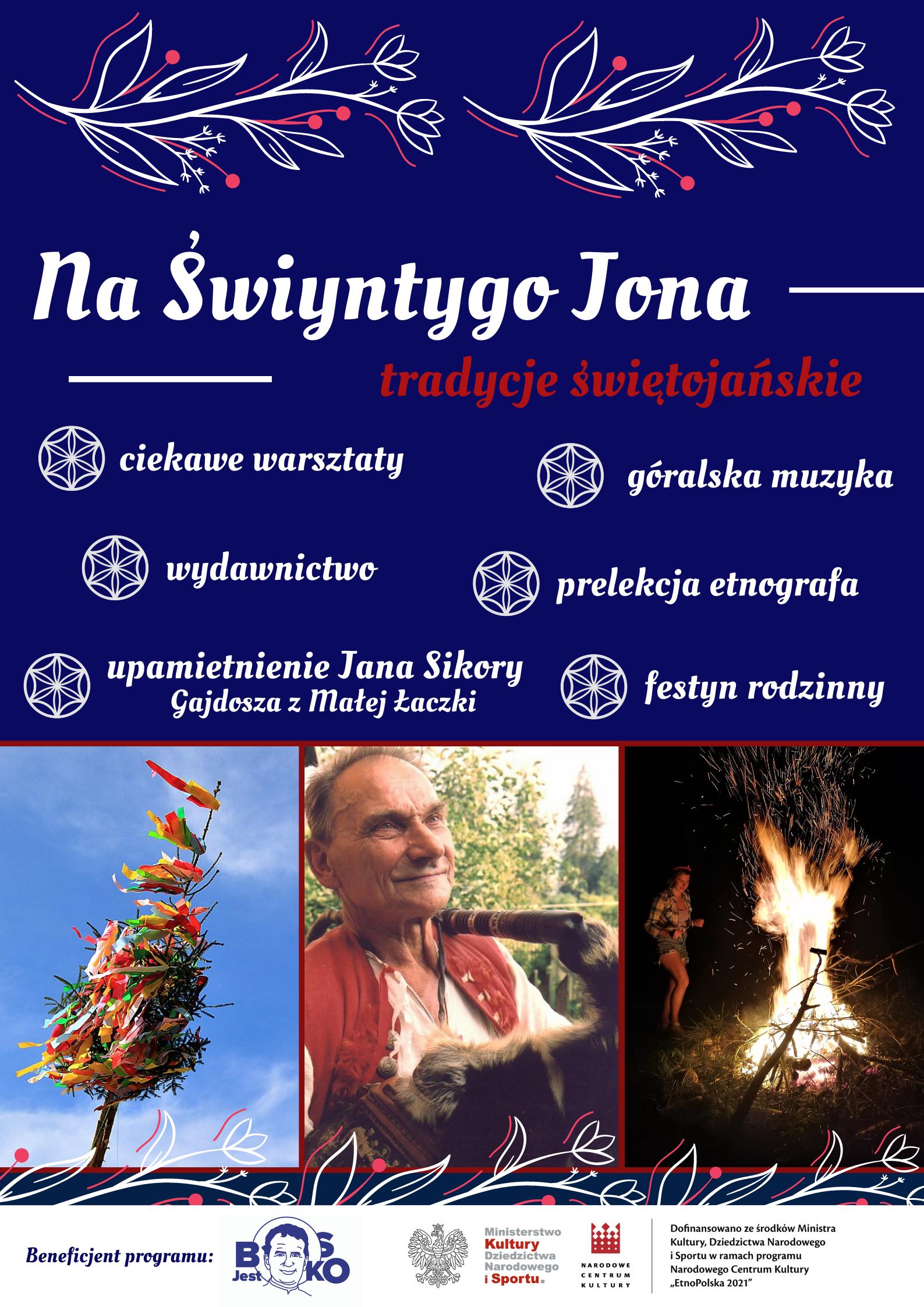 Na świyntygo Jona - tradycje świętojańskie