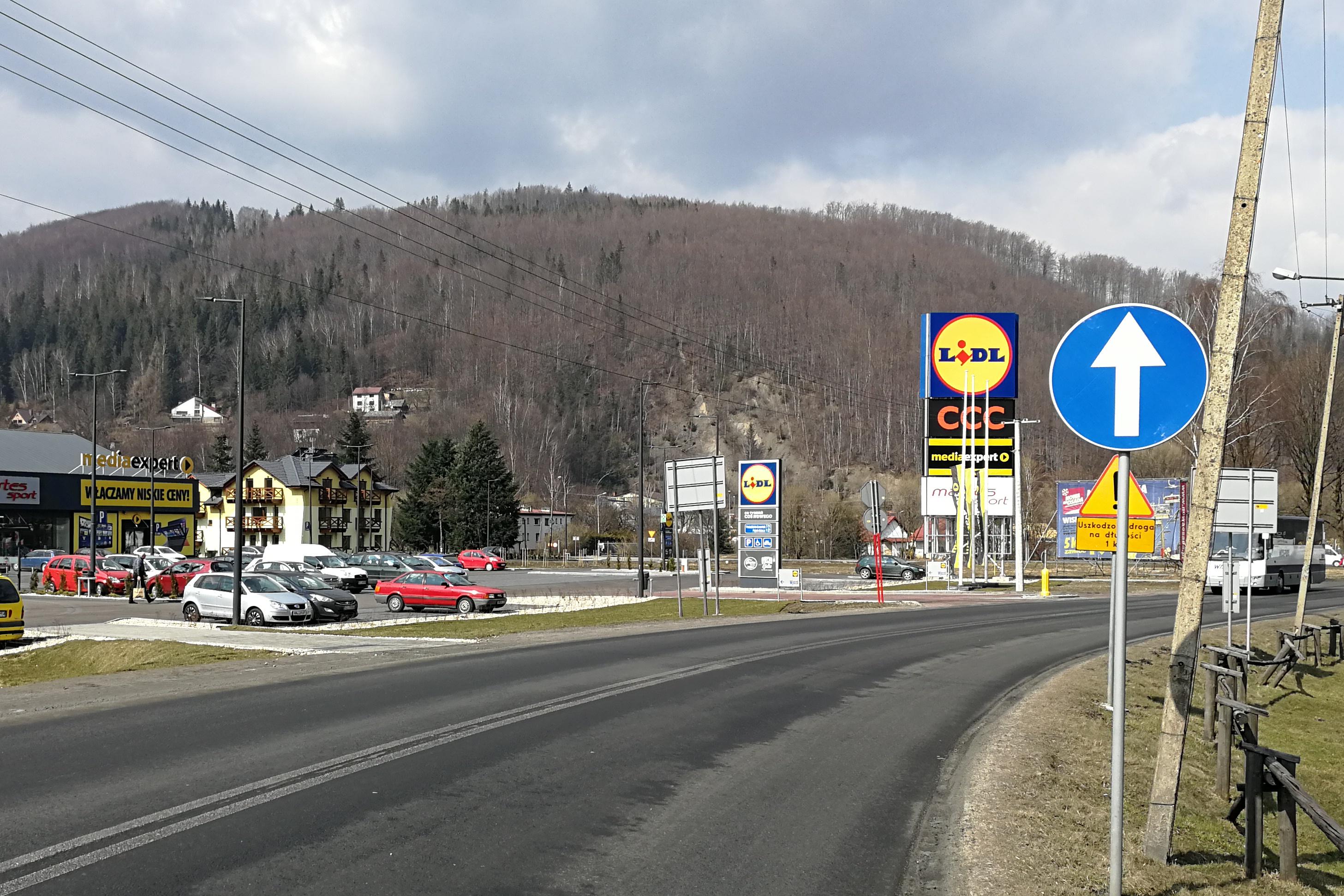 (nie)znany znak drogowy