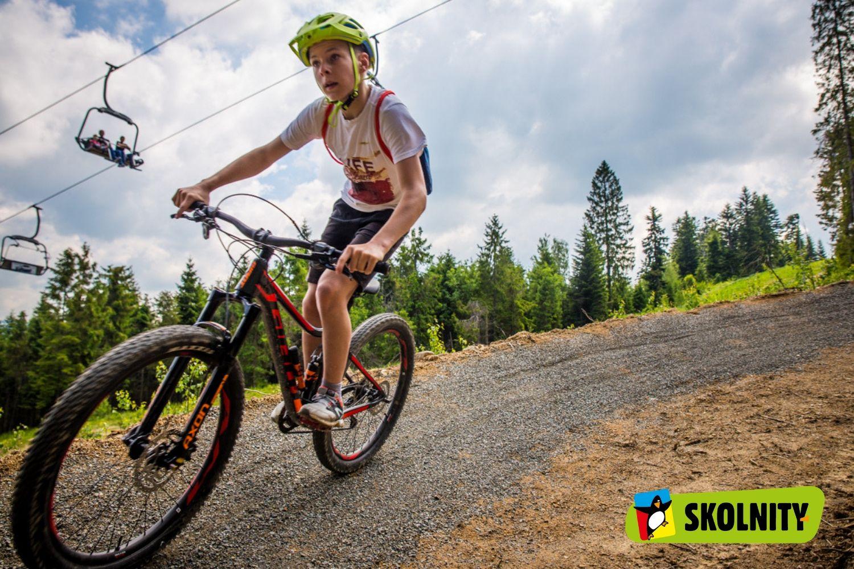 Skolnity – idzie nowe rowerowe