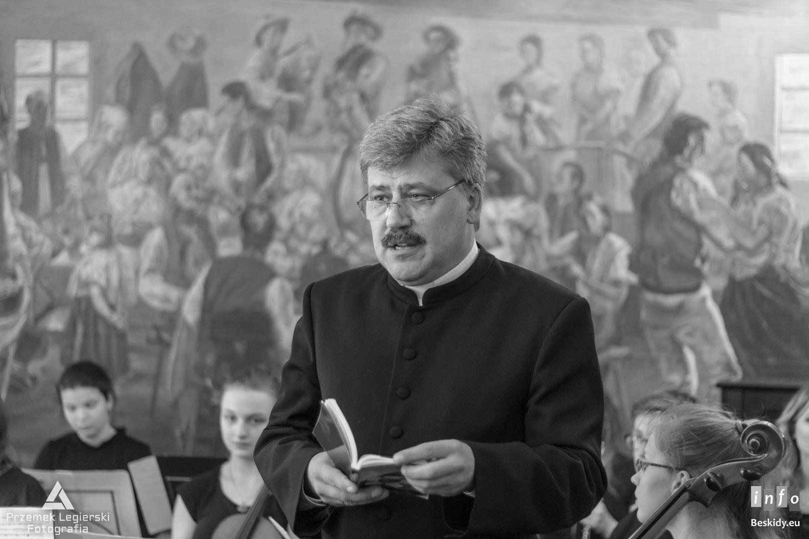 Zmarł ks. Piotr Wowry