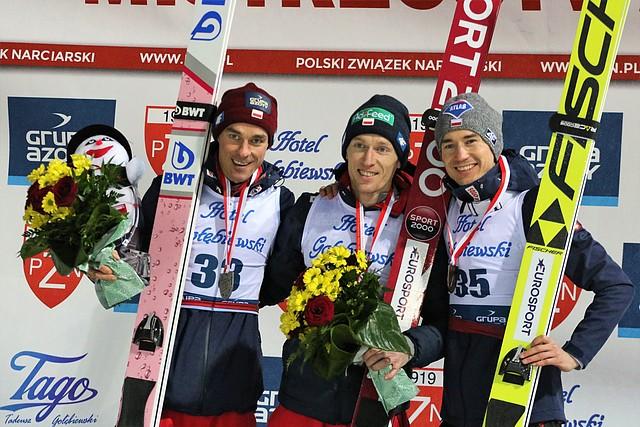 Stefan Hula mistrzem Polski