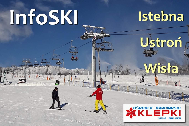 InfoSKI warunki narciarskie