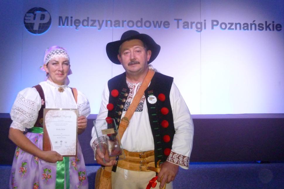 Wiślańska Bryndza z nagrodą !
