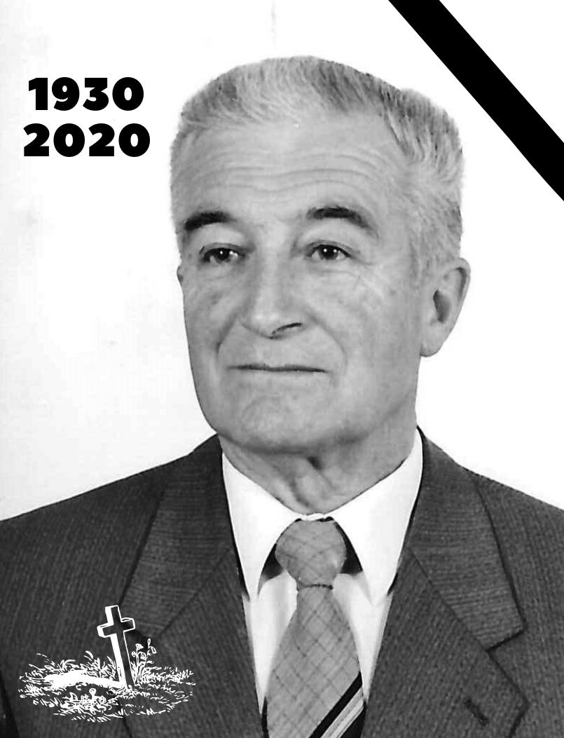 Odszedł Andrzej Pilch