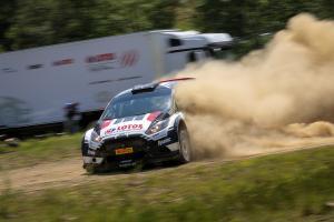 Kajetan Kajetanowicz gotowy do startu w WRC-2
