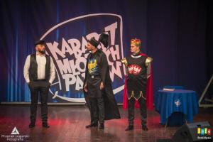 Występ Kabaretu Młodych Panów