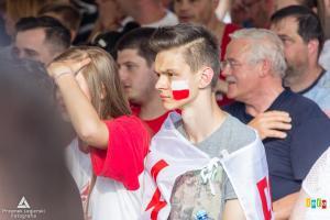Ustrońska Loża Kibiców - Polska:Senegal