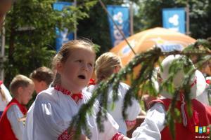 Występ Małej Istebnej na scenie TKB w Wiśle