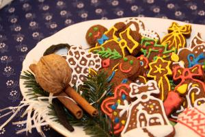 Świąteczne ciasteczka z Trójwsi