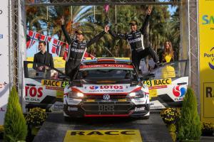 Polacy na podium w Hiszpanii!