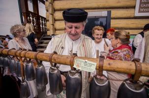 Fotorelacja z VIII Jarmarku Pasterskiego w Koniakowie