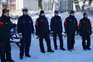 Policja na Czantorii