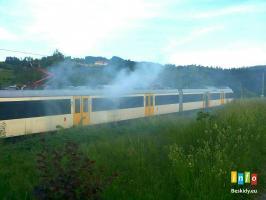 Pociąg w ogniu