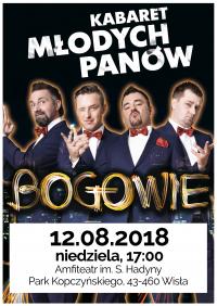 KONKURS - Kabaret Młodych Panów w Wiśle
