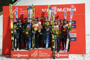 Puchar Świata: Polacy na podium !