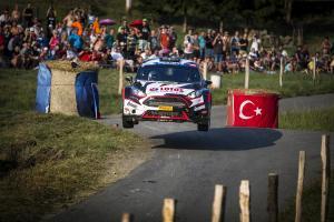 Kajetanowicz i Baran umacniają się na prowadzeniu w mistrzostwach Europy!