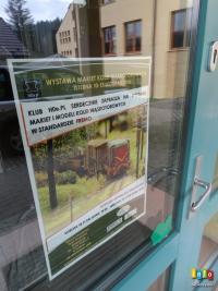Wystawa Makiet Kolei Wąskotorowych do niedzieli