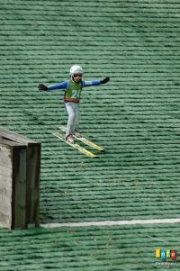 Puchar Burmistrza Miasta Wisła Nadzieje Beskidzkie w skokach narciarskich na igelicie