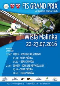 Znamy na FIS Grand Prix w Wiśle