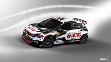 Kajetanowicz i Szczepaniak nowym samochodem w pełnym cyklu WRC2!