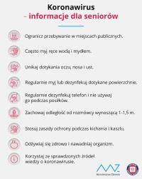 Koronawirus - informacje