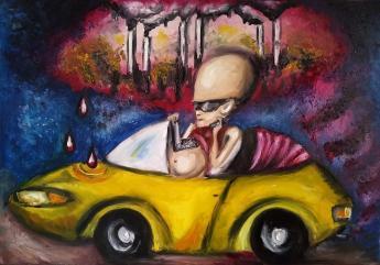 Tryptyk Surrealistyczny - sprzedam