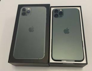 Apple iPhone 11 Pro 64GB - $500, iPhone 11 Pro Max