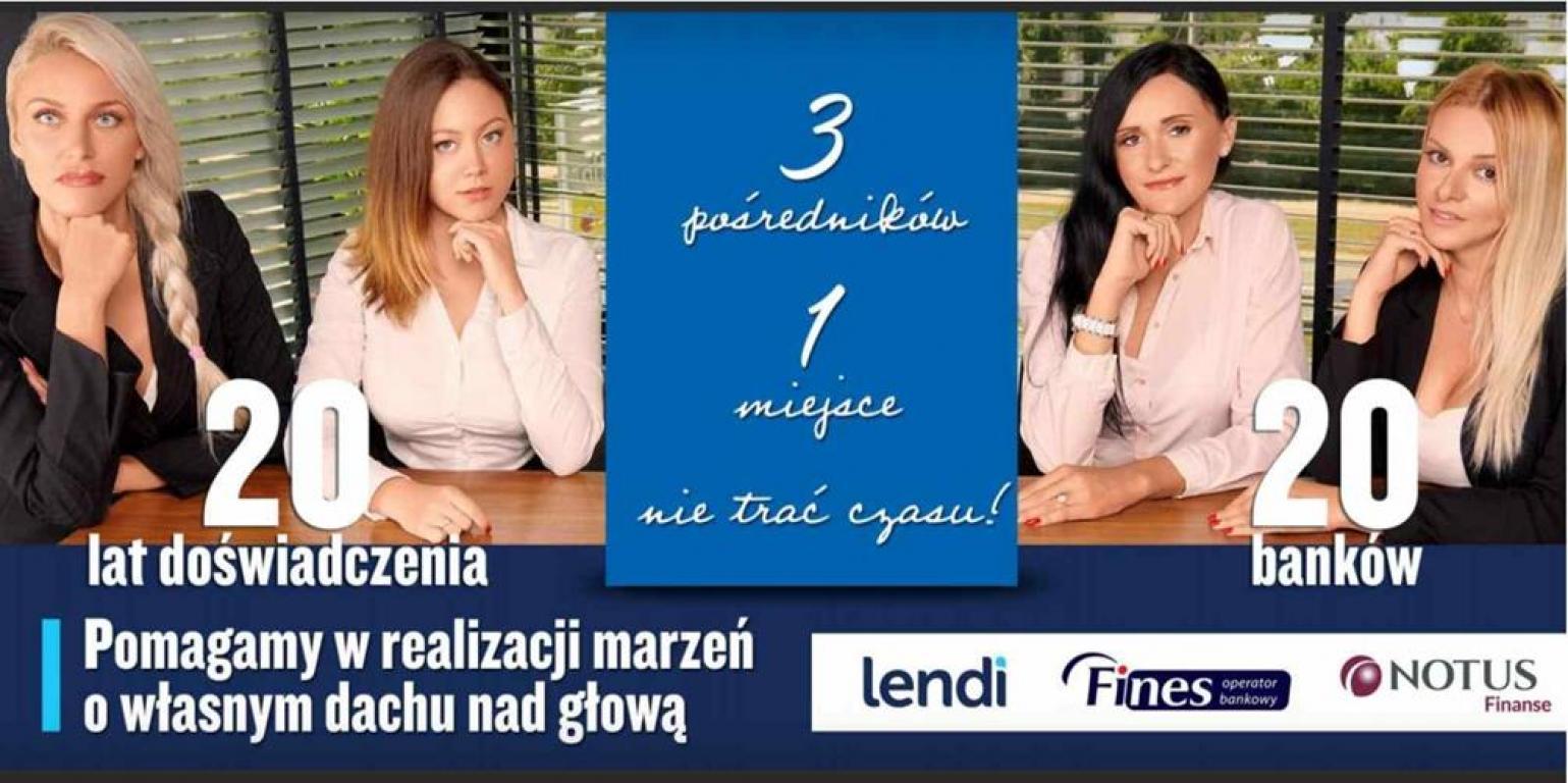 Kredyty hipoteczne do 35mln zł.