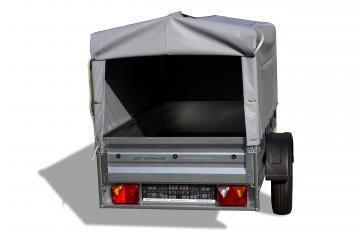 Przyczepka samochodowa lekka 200x106 UNITRAILER